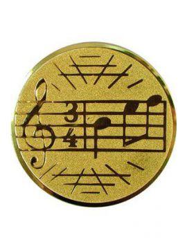 Emblém - hudba /A26/