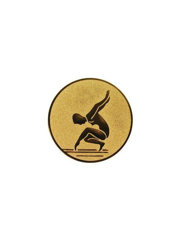 Emblém - gymnastika ženy /A88/