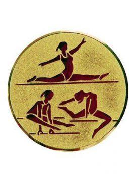 Emblém - gymnastika ženy /A130/