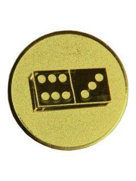 Emblém - domino /A151/