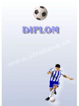 Diplom futbal /1/