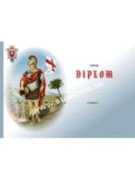 Diplom - Sv. Florián /DP9/