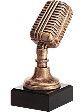 Trofej - mikrofón /RFST2079/BR/