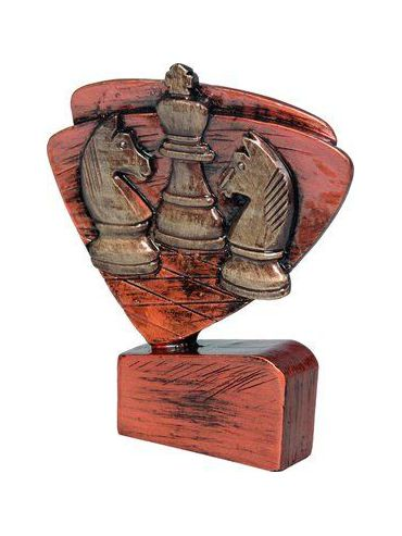 Trofej šachy