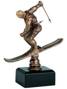 Trofej - lyžovanie /TPFR1852/BR/