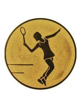 Emblém - tenis ženy /A44/