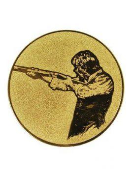 Emblém - streľba /A52/