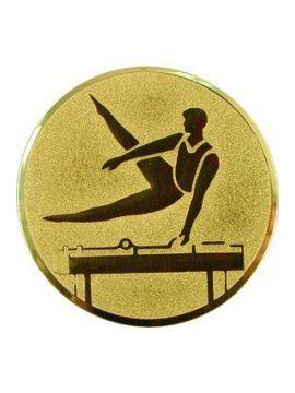 Emblém - gymnastika muži /A87/
