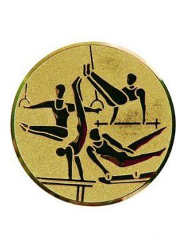 Emblém - gymnastika muži /A131/