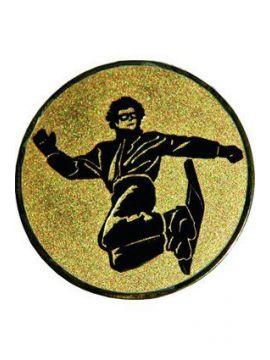 Emblém - snowboard /A143/