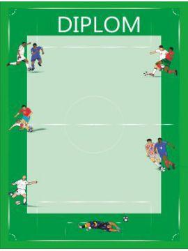 Diplom - futbal /89/