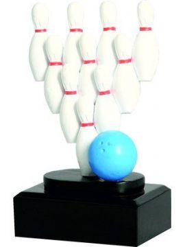 Trofej bowling