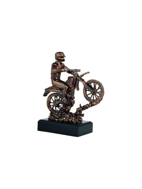 Trofej - motokros /RTY3740/BR/