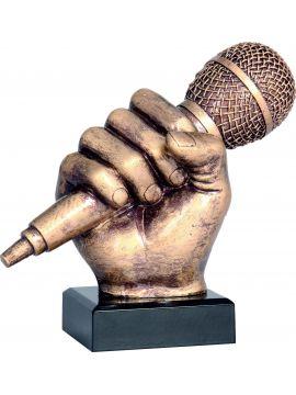 Trofej - mikrofón /RFST2074/