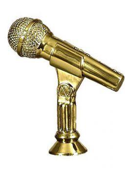 Figurína - mikrofón /F174/G/