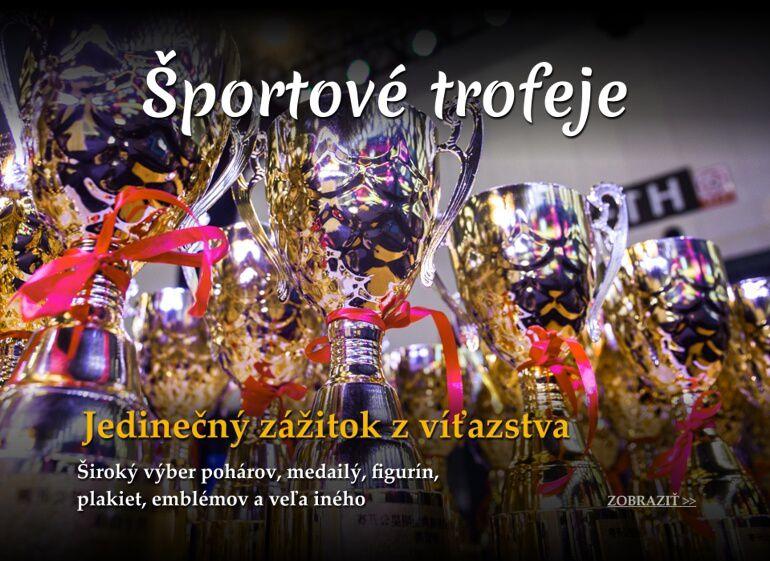 Športové trofeje